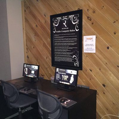 Second Floor Computer Lounge