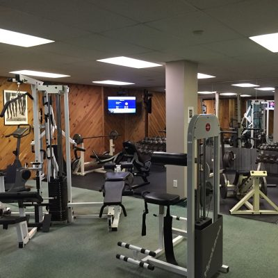 Second Floor Gym