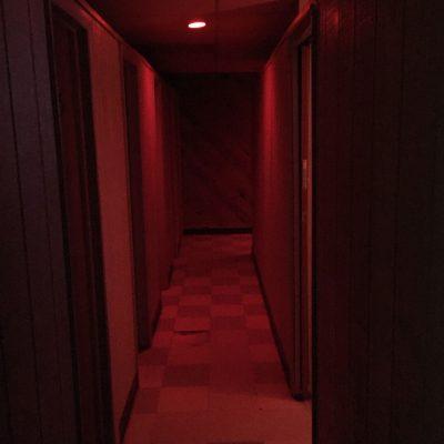 Second Floor Rooms